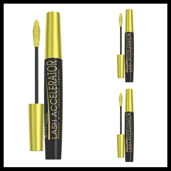 217dfc0dc1f Rimmel Makeup | 3 London Lash Accelerator Mascaras Ex Black | Poshmark